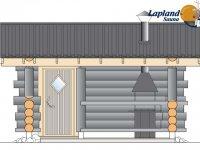 Lapland Sauna 2